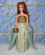 Seafoam Elegance with purse