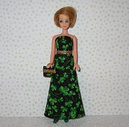 SHAMROCK DREAMS  gown  Jessica