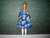 Snowman Dress with purse PREORDER