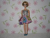 Crazy Dazy Mini with purse (Jessica)