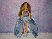SPRING Euro gown with purse