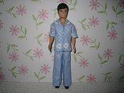 Gary Blue shirt & pants