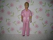 Gary pink shirt & pants