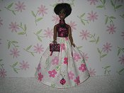 Lady Bug Gown with purse (Dale)