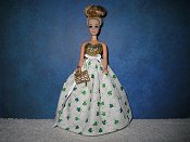St Pats Shamrock Gown
