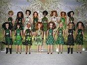 St Patrick's dresses