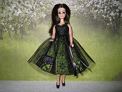 Tulle Dress with purse (Angie)