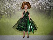 Tulle Dress with purse (Daphne)
