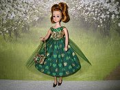 Tulle Dress with purse (Daphne 3)