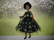 Tulle Dress with purse (Mandy)