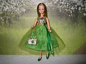 Tulle Dress with purse (Pippa)