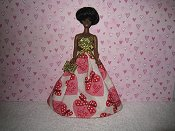 Valentine Gown #4 with purse