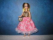 Hearts & Lace dress (Dawn)