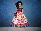 Hearts & Lace dress (Maureen)
