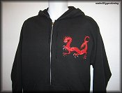 Fiery Dragon Jacket Example