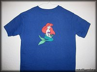 Little Mermaid (Example/not for sale)