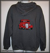 Old Car Jacket Example