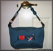 Small purse/tote Example
