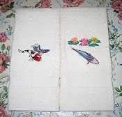 Hand Towel Example