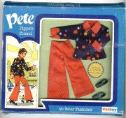 Mr Peter Fashions -orange set