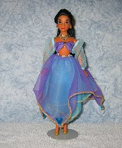 Dancing Princess Jasmine