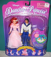 Dancing Princess Ariel & Eric