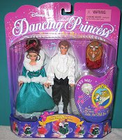 Dancing Princess BELLE & BEAST set