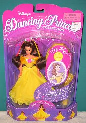 Dancing Princess Belle