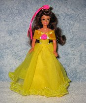 Dancing Princess Belle
