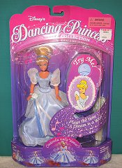 Dancing Princess Cinderella