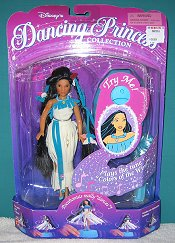 Dancing Princess Pocahontas