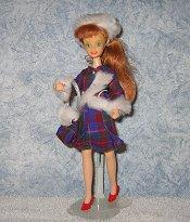 Fabulous Furs Amber