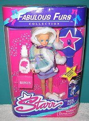 Fabulous Furs Starr