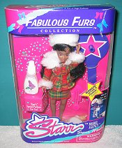 Fabulous Furs Toya