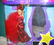 Hollywood Glamour Dolls extra backing