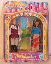 Fairytale Favorites Pocahontas