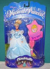 Musical Princess CINDERELLA