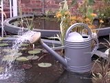 Watering Can spitter/fountain
